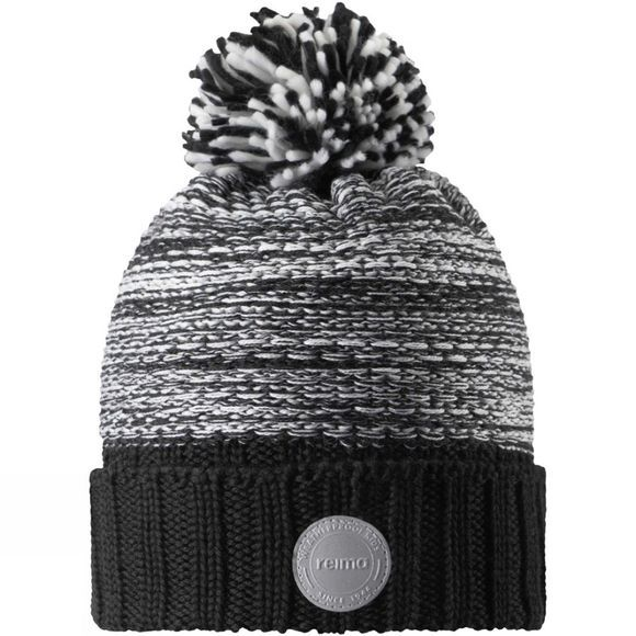 Reima Kids Rinne Beanie Black/White