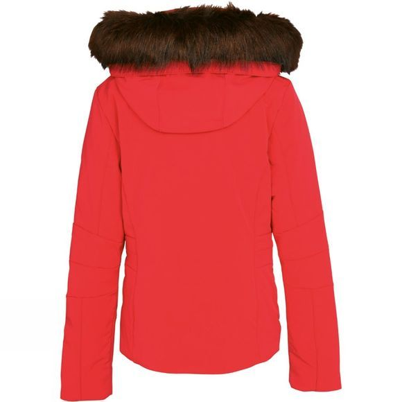 Girl's Stretch Snow Jacket