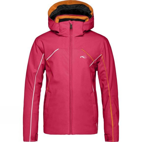 KJUS Girl's Formula Jacket Persian Red