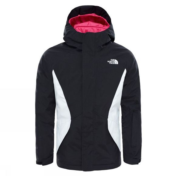 The North Face Girls Kira Triclimate Jacket TNF Black