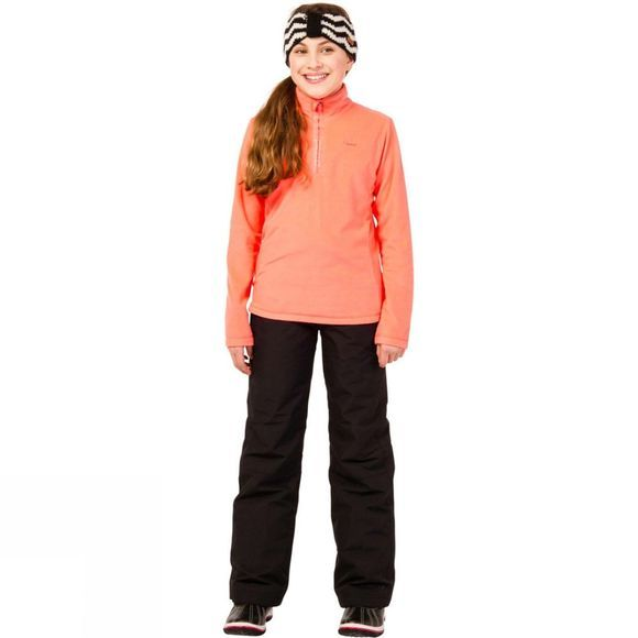 Protest GirLong Sleeve Jackie JR Snowpants True Black