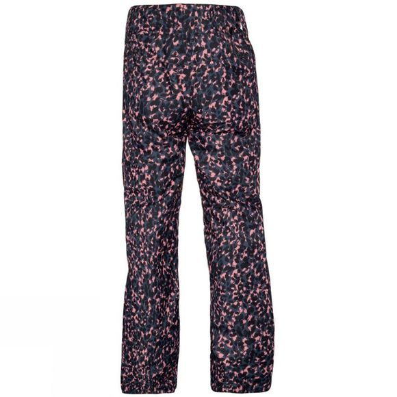 Protest Girl's Broomy Jr Snowpant Think Pink