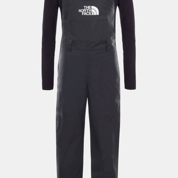 The North Face Youth Freedom Insulated Bib TNF Black