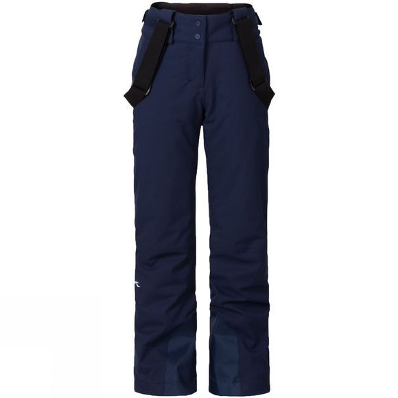 KJUS Girl's Silica Snow Pant (14+) Atlanta Blue