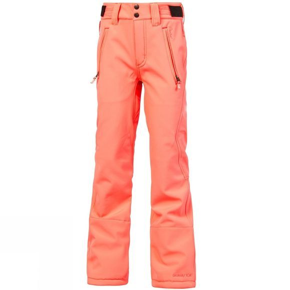Protest Girls Lole Softshell Snow Pant Petunia