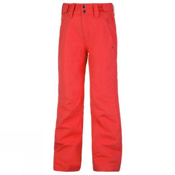 Protest GirLong Sleeve Jackie JR Snowpants 14+ Tulip Red
