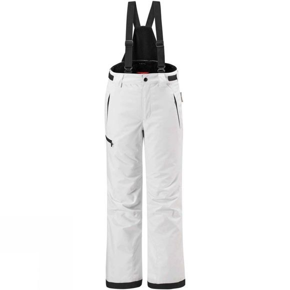 Reima Girls Terrie Pant White