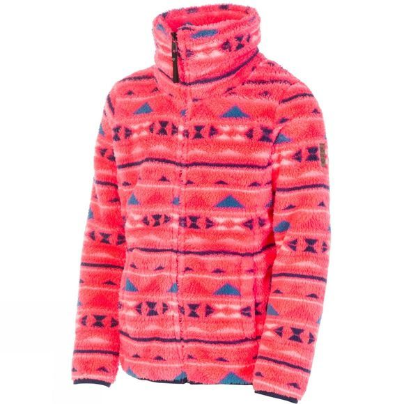 Girls Sala Full Zip Fleece