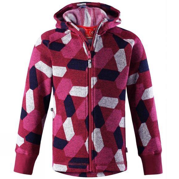 Reima Kids Northern Fleece Age 14+ Pink Multi