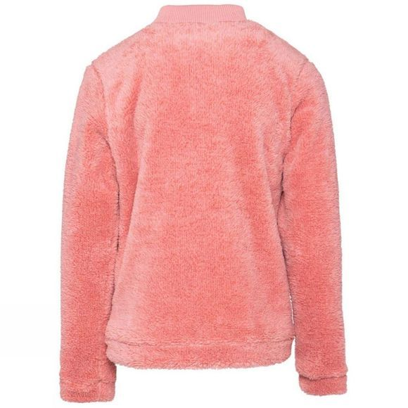 Protest Girl's Igloo Jr Full Zip Fleece 14+ Think Pink