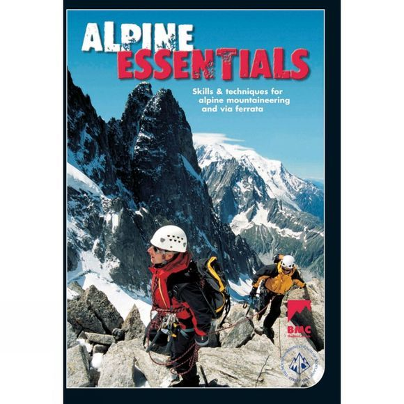 British Mountaineering Council Cordee Alpine essentials No Colour
