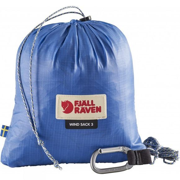 Fjallraven Windsack 3 UN Blue