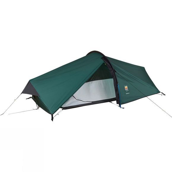 Wild Country Tents Zephyros Compact 2 Person Tent Green