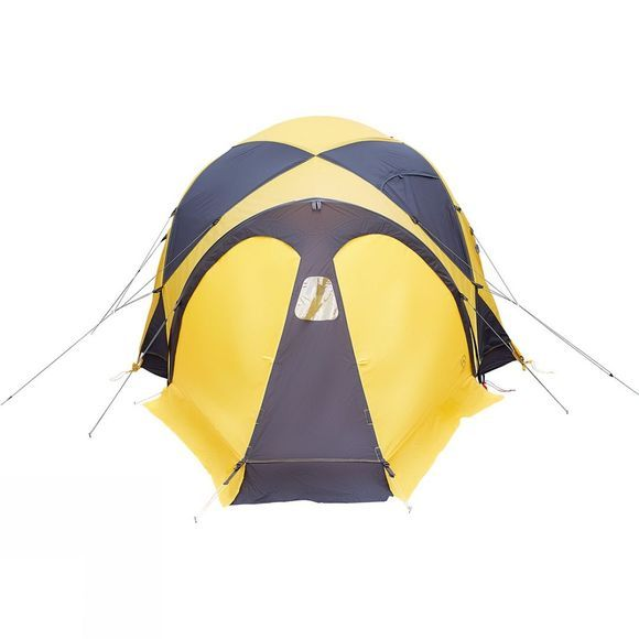 The North Face Bastion 4 Tent Summit Gold / Asphalt Grey