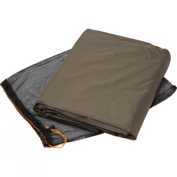 Vaude Floor Protector Space L 3P Footprint Bark