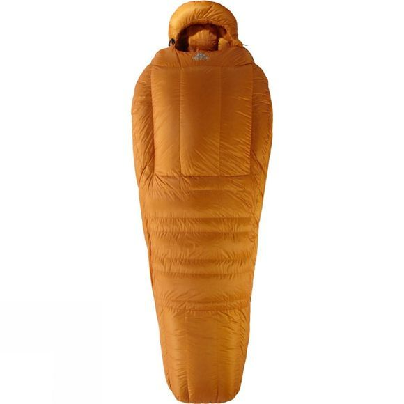 Mountain Equipment Iceline Sleeping Bag Regular Marmalade