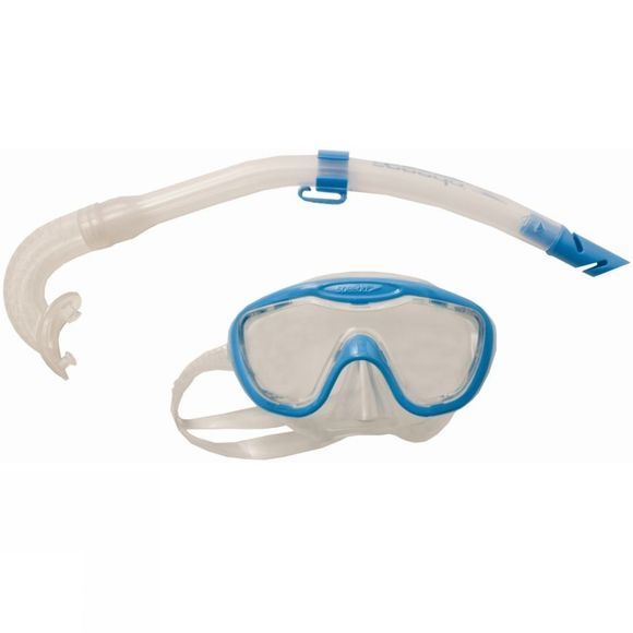 Speedo Junior Glide Snorkel Set Blue