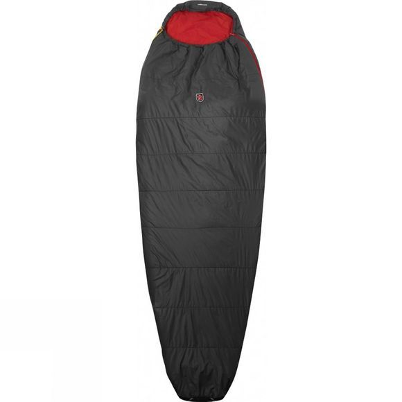 Fjallraven Funäs Long Sleeping Bag Dark Grey