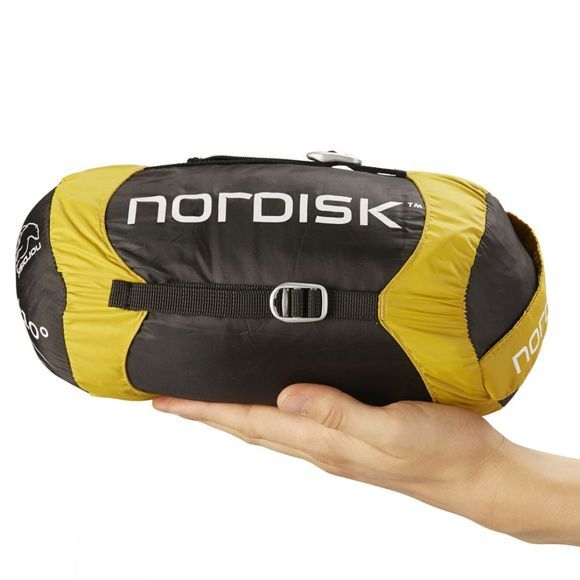 Nordisk Oscar +10° Yellow