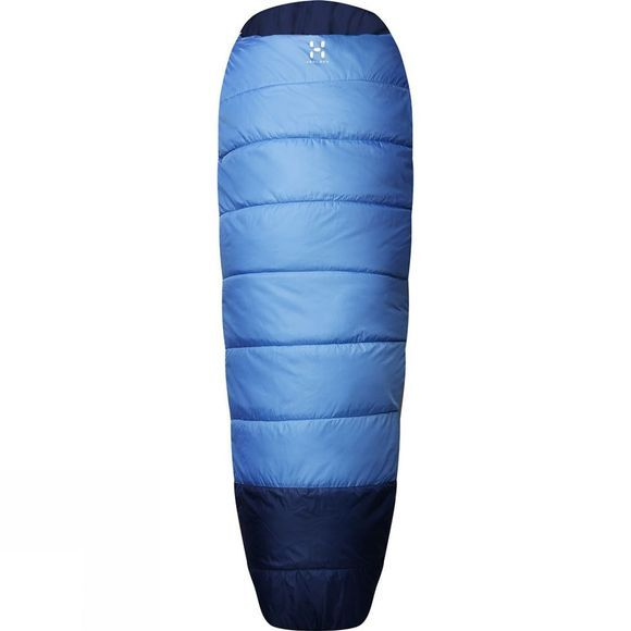 Haglofs Moonlite -1 Sleeping Bag Aero Blue/Hurricane Blue