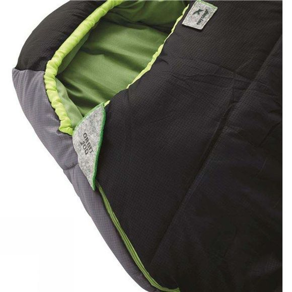 Easy Camp Orbit 200 Sleeping Bag Black