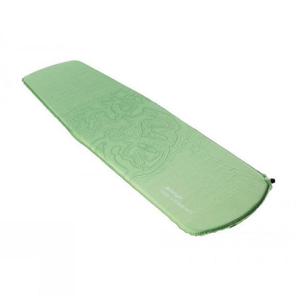 Vango Trek 3 Sleeping Mat Compact Pamir Green