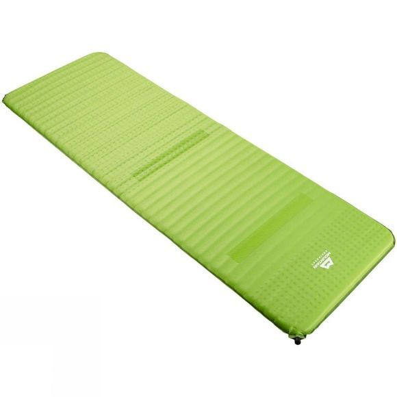 Mountain Equipment Classic Comfort 3.8 Mat Long Leaf Green