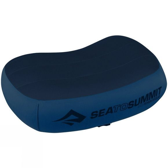 Sea to Summit Aeros Premium Pillow Regular Navy Blue