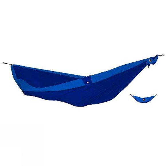 Ticket To The Moon Double Hammock Royal Blue/Blue