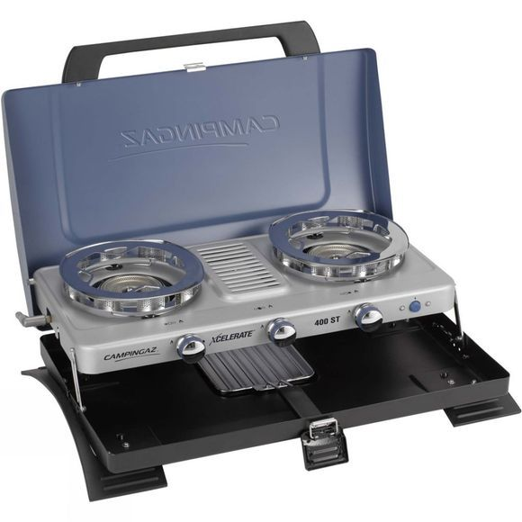 Campingaz 400 ST Double Burner & Toaster No Colour