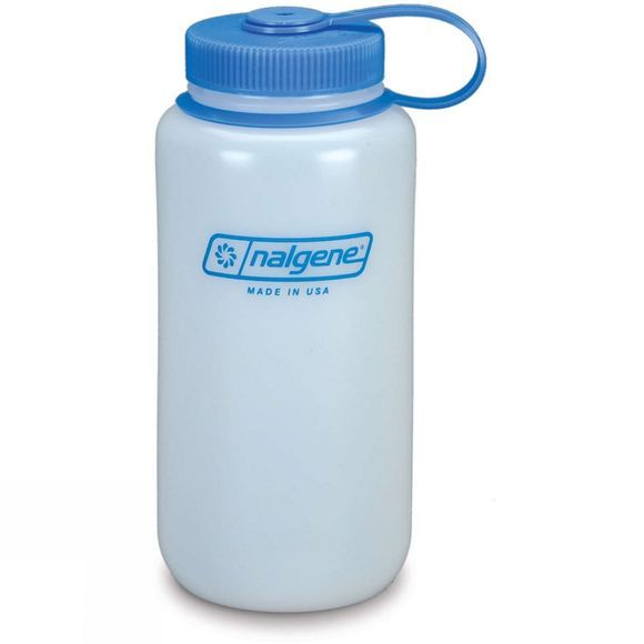 Wide Mouth HDPE 1 Litre Bottle