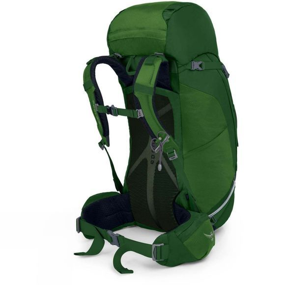 Osprey Kestrel 48 Rucksack Jungle Green