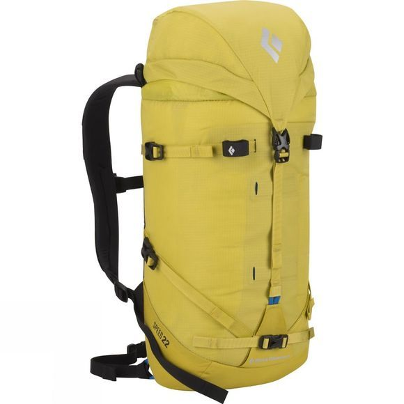 Black Diamond Speed 22 Rucksack Sulfur