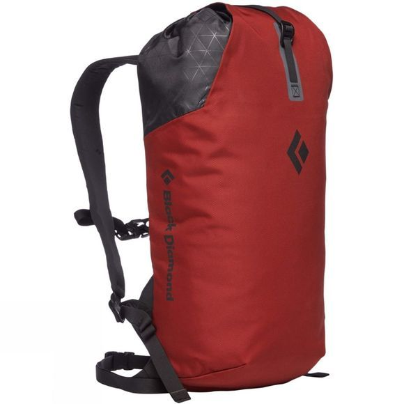 Black Diamond Rock Blitz 15 Backpack Red Oxide