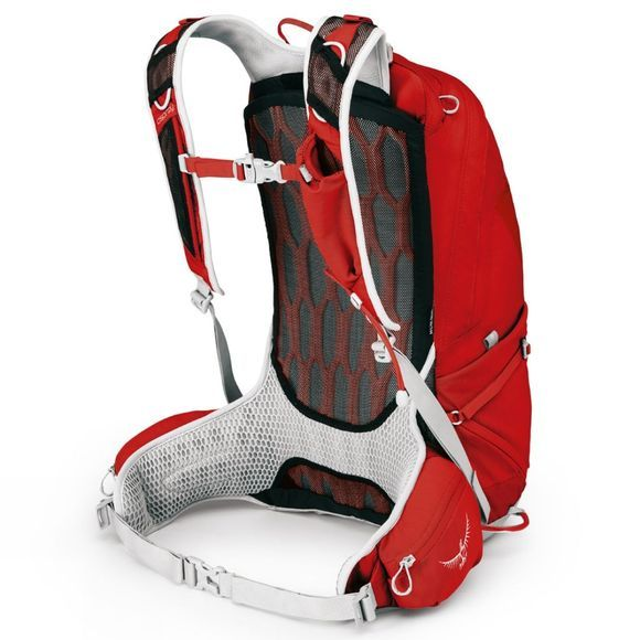 Osprey Talon 22 Rucksack Martian Red