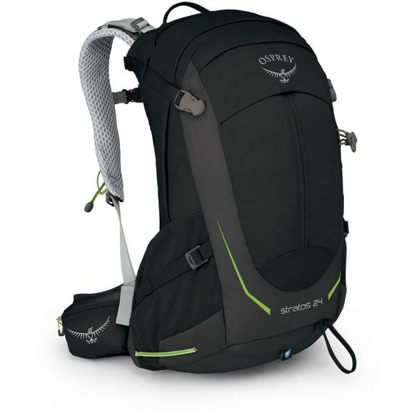 Osprey Stratos 24 Black