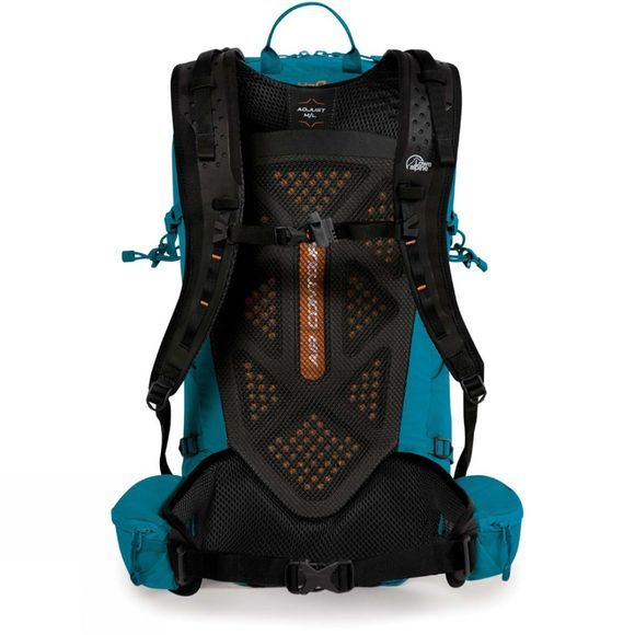 Lowe Alpine Womens Aeon ND25 Rucksack Lagoon Blue