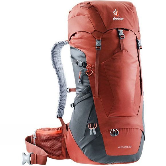 Deuter Futura 30 Backpack Lava-Graphite