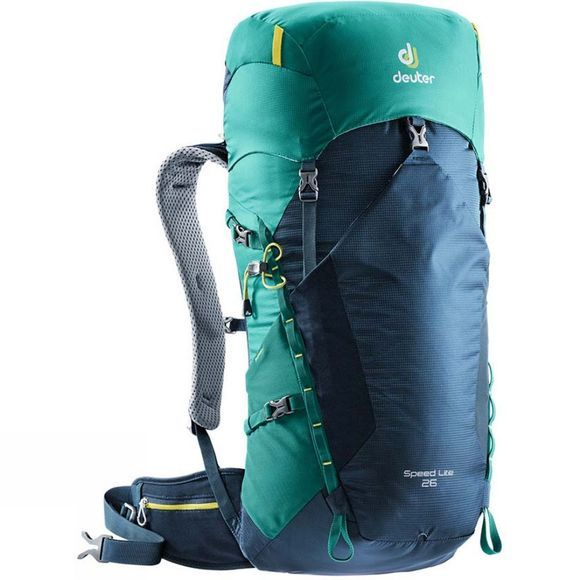 Deuter Speed Lite 26 Backpack Navy-Alpine Green