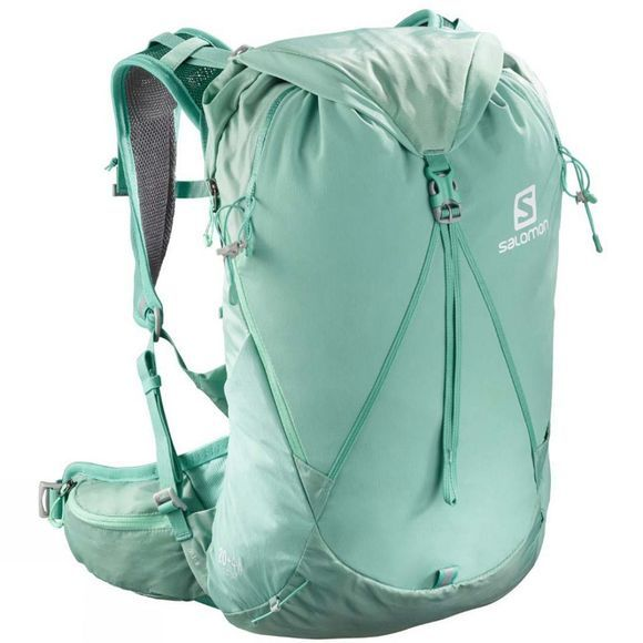 Salomon Womens Out Day 20+4L Backpack Canton/Yucca