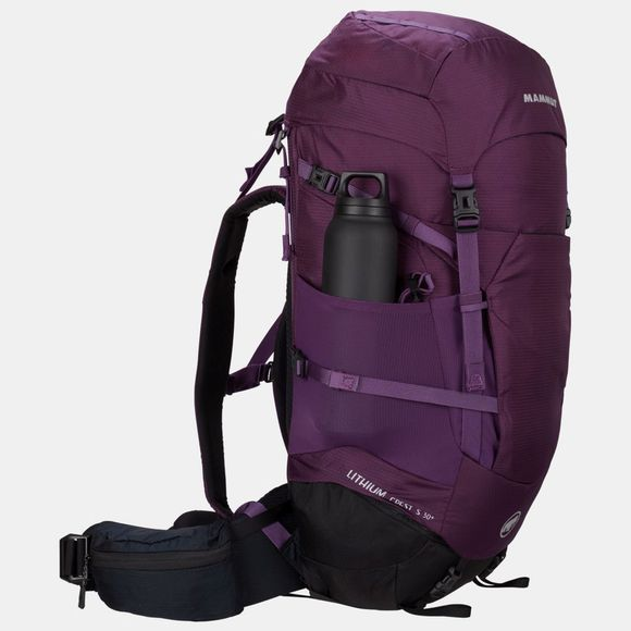 Mammut Womens Lithium Crest S 30+7L Rucksack Galaxy/Black