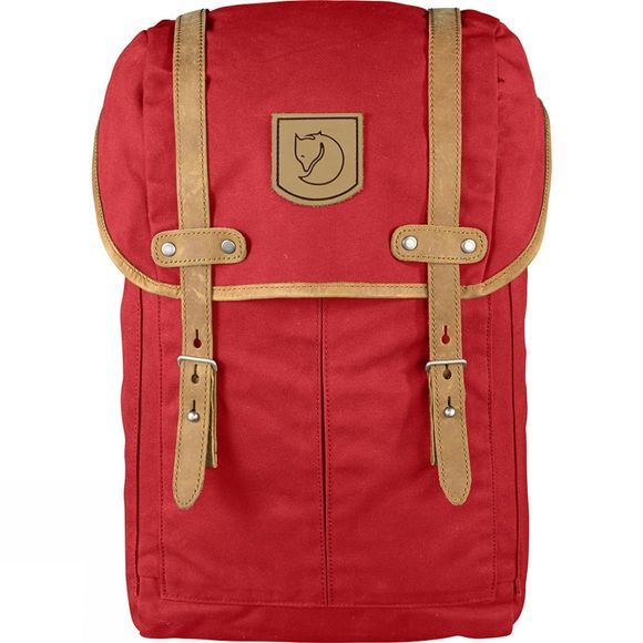 Fjallraven Rucksack No. 21 Small Red