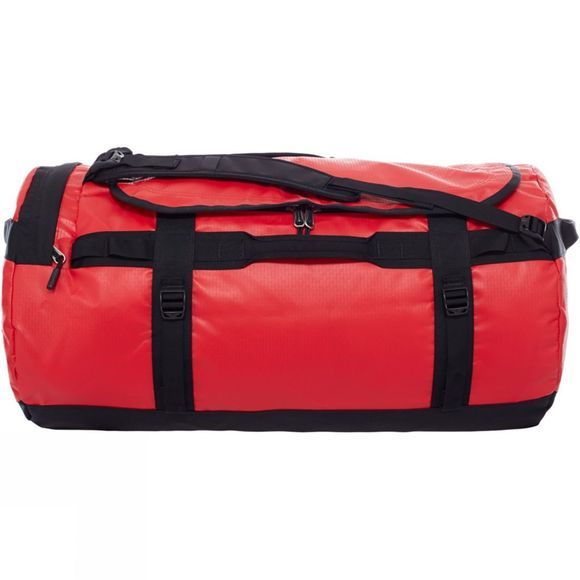 The North Face Base Camp Duffel - Medium TNF Red/TNF Black