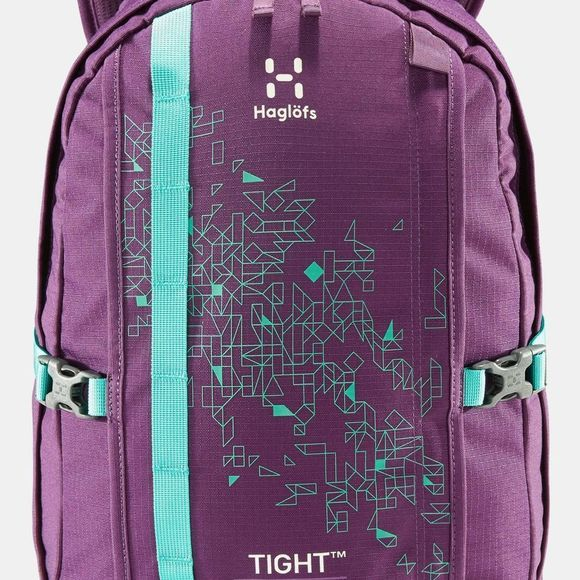 Haglofs Junior Tight 15 Backpack Purple Crush/Crystal