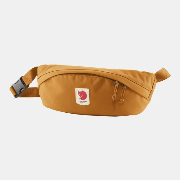 Fjallraven Ulvo Hip Pack Medium Red Gold