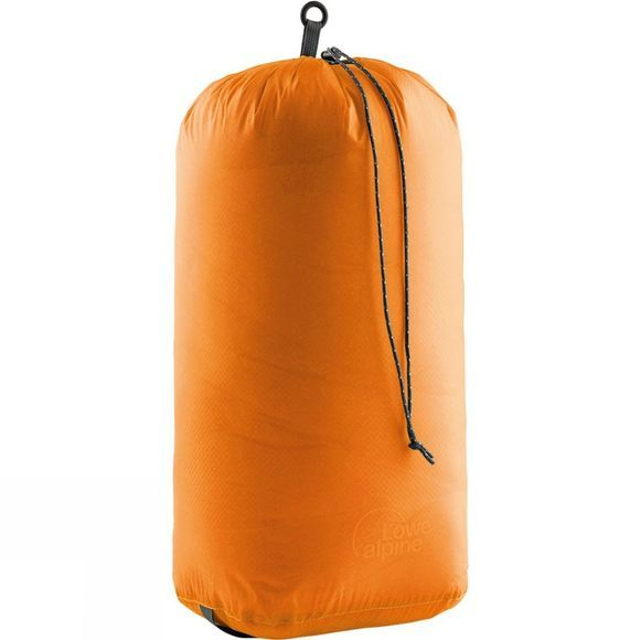 Lowe Alpine Ultralite Stuffsac SMALL Orange