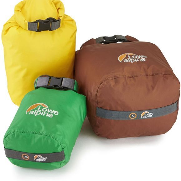 Lowe Alpine Drysac (Multipack - XXS, XS, S) Assorted/Mixed