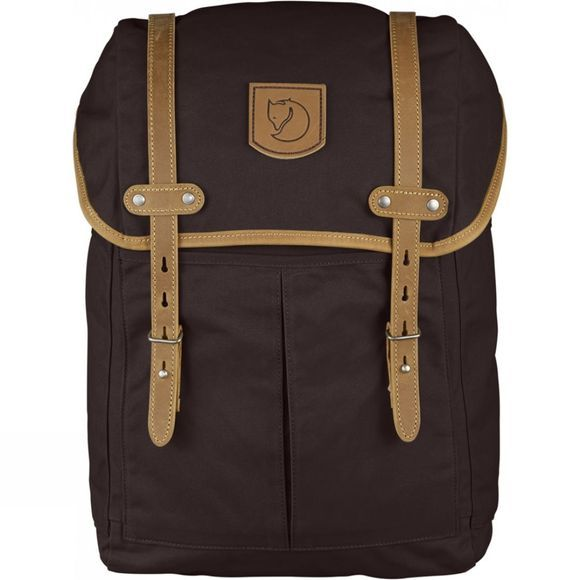 Fjallraven Rucksack No. 21 Medium Hickory Brown
