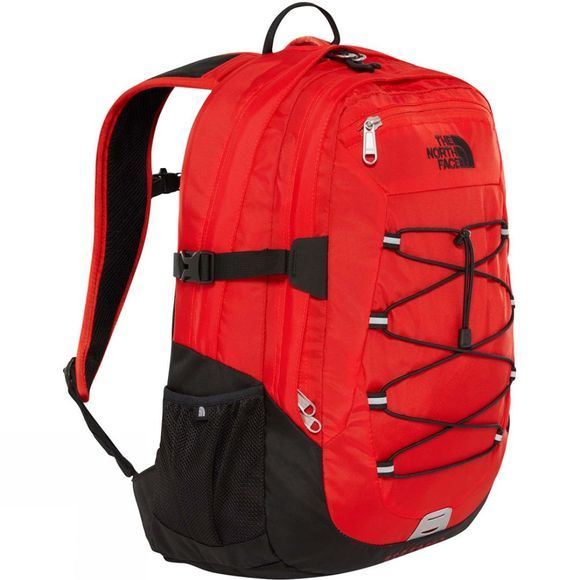 The North Face Borealis Classic Rucksack Fiery Red/TNF Black
