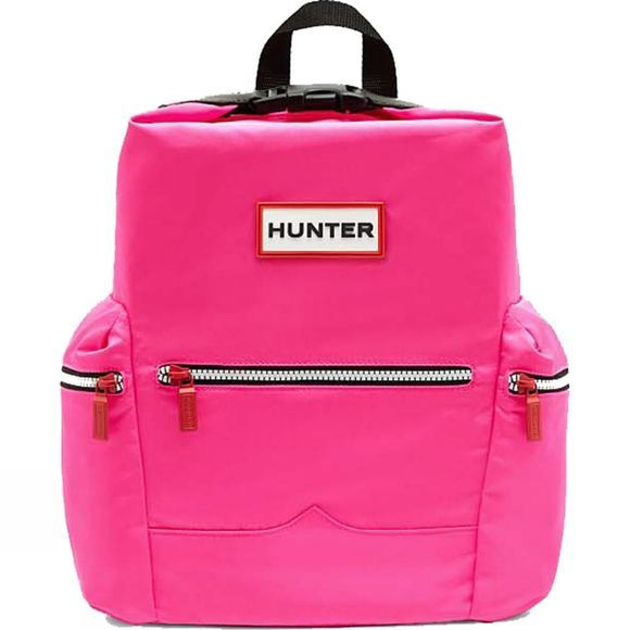 Hunter Original Topclip Mini Backpack Bright Pink